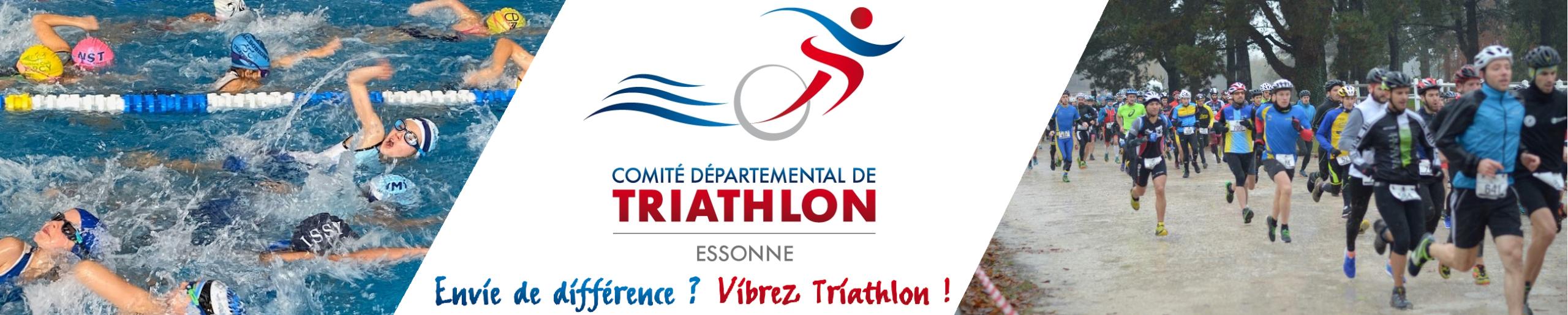 Comité Départemental de Triathlon de l'Essonne